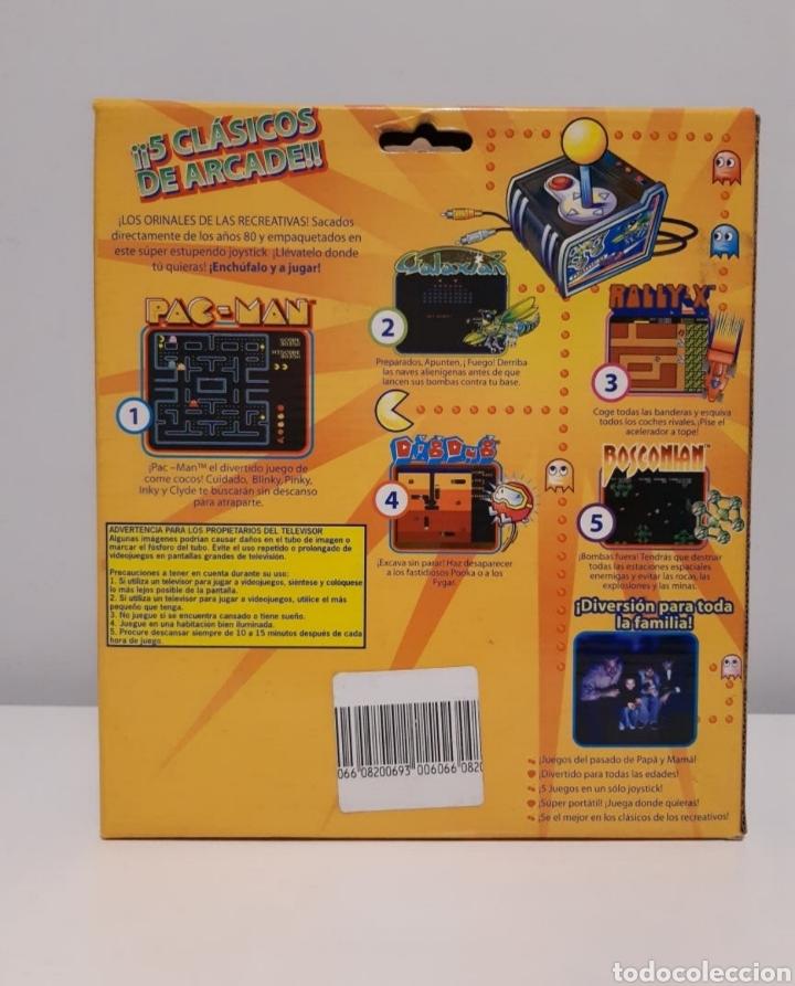 Videojuegos y Consolas: Mini Consola retro arcade. Pac Man - Foto 2 - 211956628