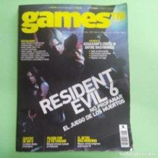 Videojogos e Consolas: REVISTA - GAMES Nº 2 RESIDENT EVIL 6. Lote 212050930