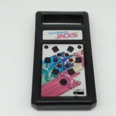 Videojuegos y Consolas: CONSOLA PORTÁTIL, JUEGO DE HABILIDAD FUNTRONICS JACKS DE MATTEL AÑO 1979 - FUNCIONA DIFÍCIL HANDHELD. Lote 212298078