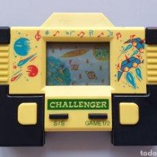Videojuegos y Consolas: MAQUINITA CONSOLA CHALLENGER GAME & WATCH AÑOS 80 - FUNCIONA PERFECTA!. Lote 212737033