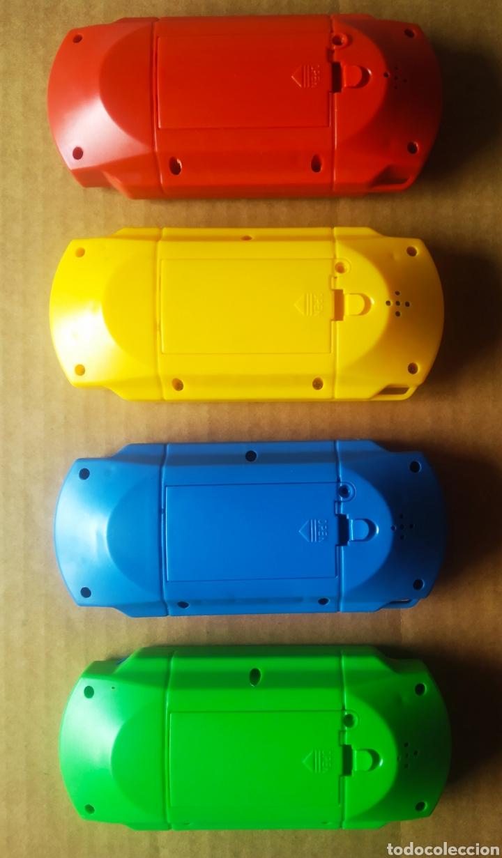 Videojuegos y Consolas: Lote Pop Station Maquinitas de Colores Game Watch LCD. Con 99 juegos. Funcionan. Con sonido. BB-3030 - Foto 2 - 212886210