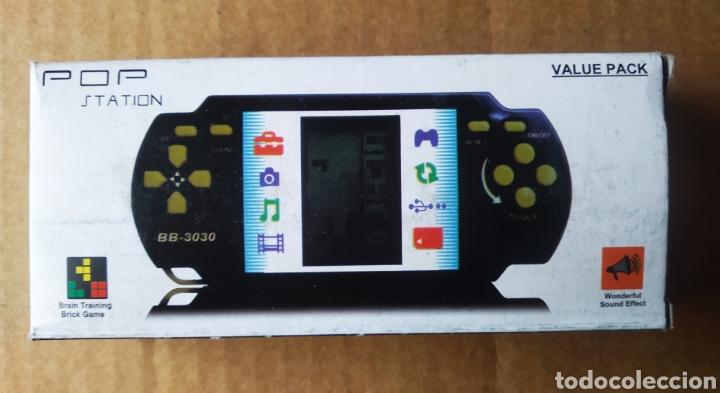 Videojuegos y Consolas: Lote Pop Station Maquinitas de Colores Game Watch LCD. Con 99 juegos. Funcionan. Con sonido. BB-3030 - Foto 4 - 212886210