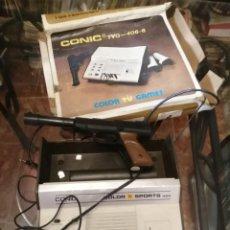 Videojuegos y Consolas: CONSOLA CONIC COMO SE VE Y SIN COMPROBAR. Lote 213003371