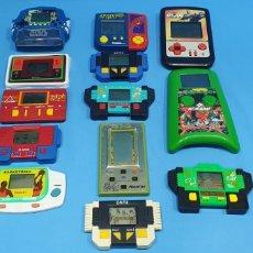 Jeux Vidéo et Consoles: LOTE DE 13 MAQUINITAS LCD PARA REPARAR O REVISAR. Lote 285149513