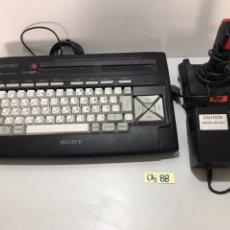 Videojuegos y Consolas: SONY HIT BIT HB-20P CON MANDO. Lote 214098387