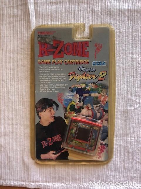 tiger r-zone r zone game play cartridge sega vi - Comprar ...