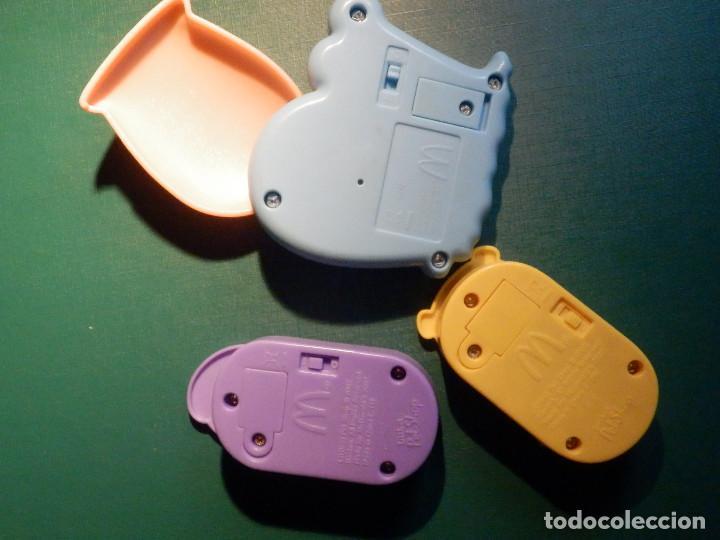 Videojuegos y Consolas: 3 Maquinitas electrónicas - Videpjuegos McDonald´s - Foto 2 - 214393107