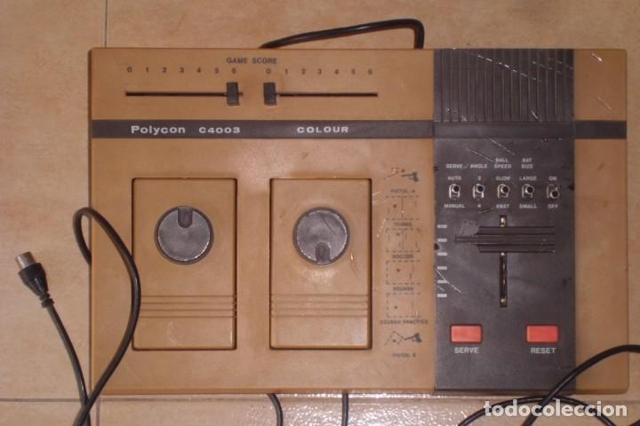 Videojuegos y Consolas: MUY RARA VIDEO CONSOLA AÑOS 70 - Foto 6 - 214453291