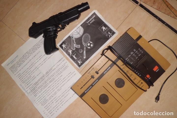 Videojuegos y Consolas: MUY RARA VIDEO CONSOLA AÑOS 70 - Foto 2 - 214453291