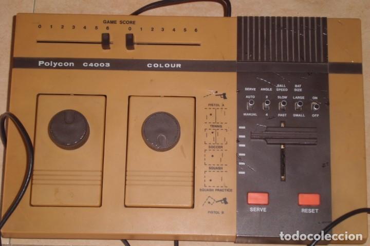 Videojuegos y Consolas: MUY RARA VIDEO CONSOLA AÑOS 70 - Foto 3 - 214453291