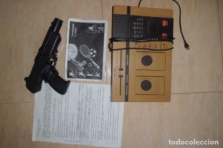 Videojuegos y Consolas: MUY RARA VIDEO CONSOLA AÑOS 70 - Foto 4 - 214453291