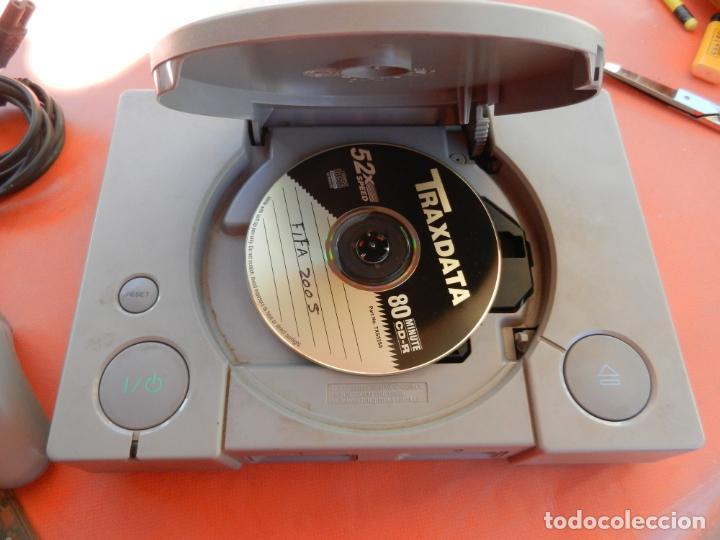 Videojuegos y Consolas: ANTIGUA CONSOLA PLAYSTATION CLASSIC - 2 MANDOS - TARJETA MEMORÍA - CABLE - FUNCIONA - VER FOTOS - Foto 12 - 214621986