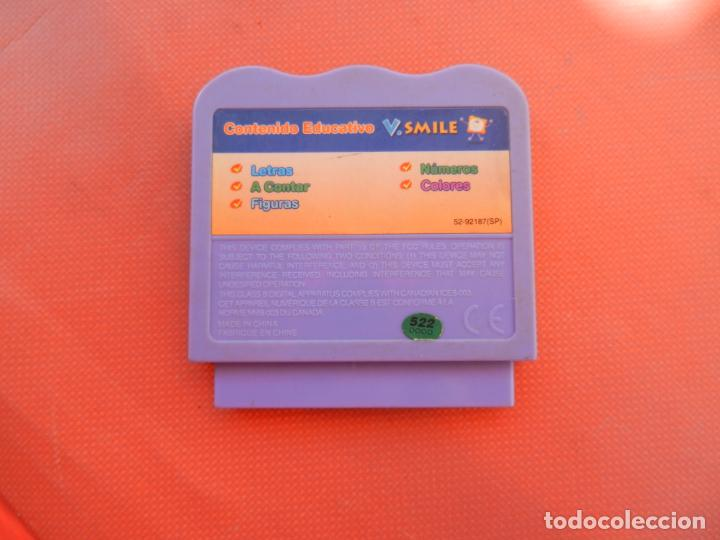 Videojuegos y Consolas: VTECH V.SMILE - OSOS AMOROSOS UNA LECCIÓN DE AMOR - CARTUCHO. - Foto 2 - 214641071