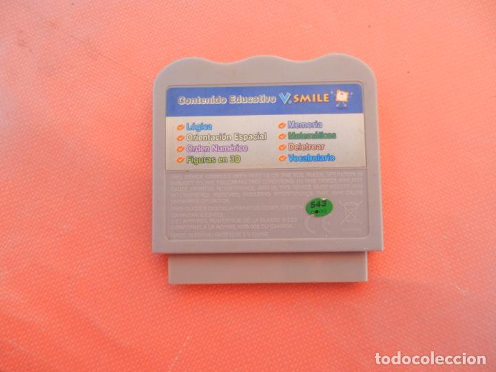 Videojuegos y Consolas: VTECH V.SMILE - DISNEY - MICKEY LA AVENTURA MÁGICA DE MICKEY - CARTUCHO. - Foto 2 - 214641181