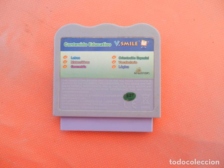 Videojuegos y Consolas: VTECH V.SMILE - DISNEY PIXAR - TOY STORY 2 EL RESCATE DE WOODY - CARTUCHO. - Foto 2 - 214641271
