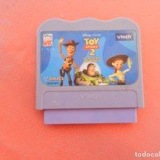 Videojuegos y Consolas: VTECH V.SMILE - DISNEY PIXAR - TOY STORY 2 EL RESCATE DE WOODY - CARTUCHO.. Lote 214641271