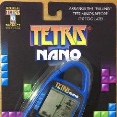 Videojuegos y Consolas: TETRIS NANO AÑO 2011. Lote 214943816