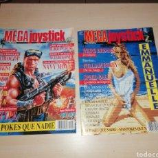 Videogiochi e Consoli: REVISTAS MEGA JOYSTICK, 5 Y 8.. Lote 214998655
