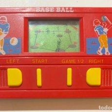 Jeux Vidéo et Consoles: MAQUINITA JUEGO ELECTRÓNICO AÑOS 80 BASE BALL BASEBALL. Lote 215160512