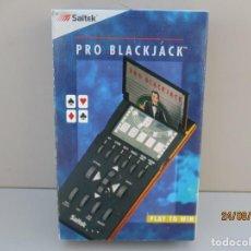 Videojuegos y Consolas: SAITEK PRO BLAKJAC NUEVA A ESTRENAR SE HA SACADO DE LA CAJA PARA LAS FOTOS NEW VINTAGE. Lote 215310386