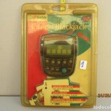 Videojuegos y Consolas: SAITEK CASINO BLAKJAC NUEVO SIN ABRIR. Lote 215310416