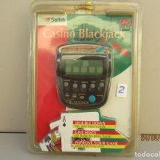 Videojuegos y Consolas: SAITEK CASINO BLAKJAC NUEVO SIN ABRIR. Lote 215310428