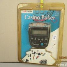 Videojuegos y Consolas: SAITEK CASINO POKER NUEVO SIN ABRIR. Lote 215310445