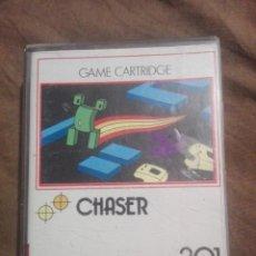Videojuegos y Consolas: JUEGO DE 1982 CHASER PARA CONSOLA SD-200/270-290. Lote 215395591