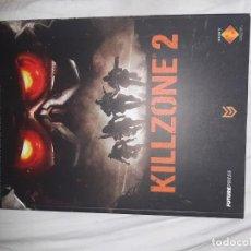 Videojuegos y Consolas: GUIA OFICIAL KILLZONE 2. Lote 215491501
