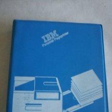 Videojuegos y Consolas: IBM GUIA DE OPERACION. Lote 215537916