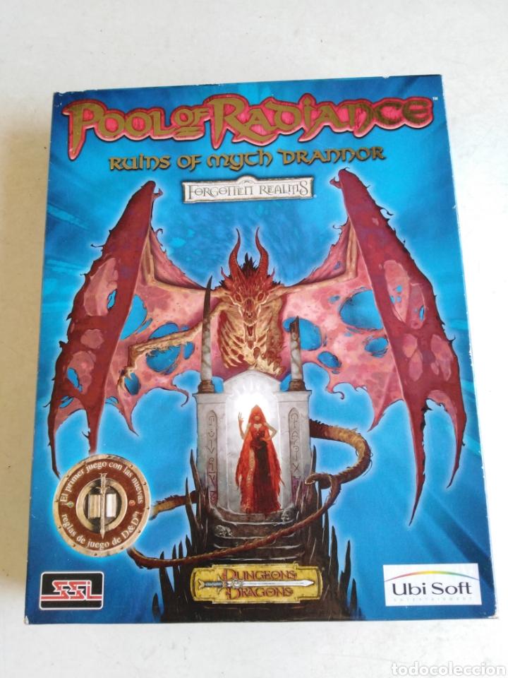 POOL OF RADIANCE ( DUNGEONS & DRAGONS ) (Juguetes - Videojuegos y Consolas - Otros descatalogados)