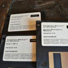 Videojuegos y Consolas: PROGRAMA NORTON BACKUP. Lote 216677410