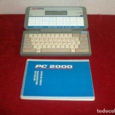 Videojuegos y Consolas: VTECH PC 2000 FUNCIONANDO EN CAJA. Lote 217279835