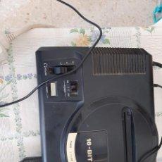Videojuegos y Consolas: CONSOLA MEGADRIVE,CON CABLES Y UN MANDO.. Lote 217881628