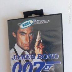 Videojuegos y Consolas: JUEGO MEGADRIVE 007 EN CAJA CON MANUAL.. Lote 217882423