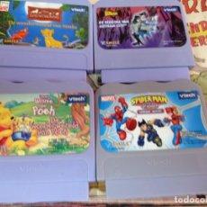 Videojuegos y Consolas: LOTE 4 JUEGOS VITCH PAISES BAJOS. Lote 218325130