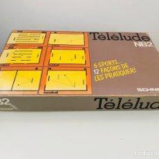 Videojuegos y Consolas: TELELUDE NB2 VINTAGE PONG 1977. Lote 218596963