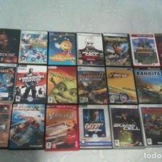Videojuegos y Consolas: LOTE JUEGOS PC. Lote 218612305