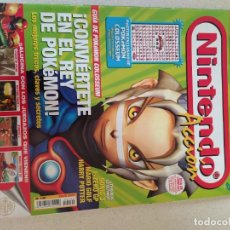 Videojuegos y Consolas: REVISTA NINTENDO ACCION NUMERO 140. Lote 218622110