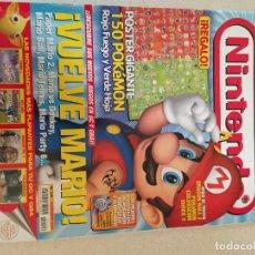 Videojuegos y Consolas: REVISTA NINTENDO ACCION NUMERO 144. Lote 218623003