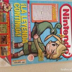 Videojuegos y Consolas: REVISTA NINTENDO ACCION NUMERO 145. Lote 218623126