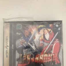Videojuegos y Consolas: LAST BRONX SEGA SATURN JAPAN. Lote 218641158