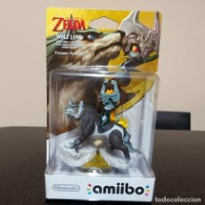 Videojuegos y Consolas: NINTENDO AMIIBO LINK LOBO WOLF LINK THE LEGEND OF ZELDA TWILIGHT PRINCESS. Lote 218723635