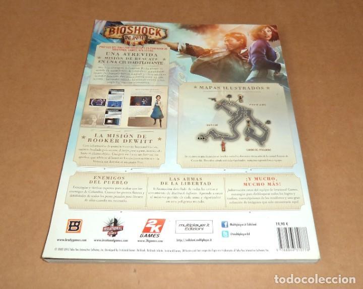 Videojuegos y Consolas: Bioshock Infinite , Guia Oficial BradyGames, en perfecto estado. - Foto 2 - 218749522