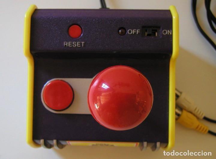 Videojuegos y Consolas: VIDEOCONSOLA NAMCO PARA TV GAMES RETRO ARCADE 5 JUEGOS INCLUYE PAC MAN, GALAXIAN, BASCONIAN, RALLY - Foto 8 - 235164355