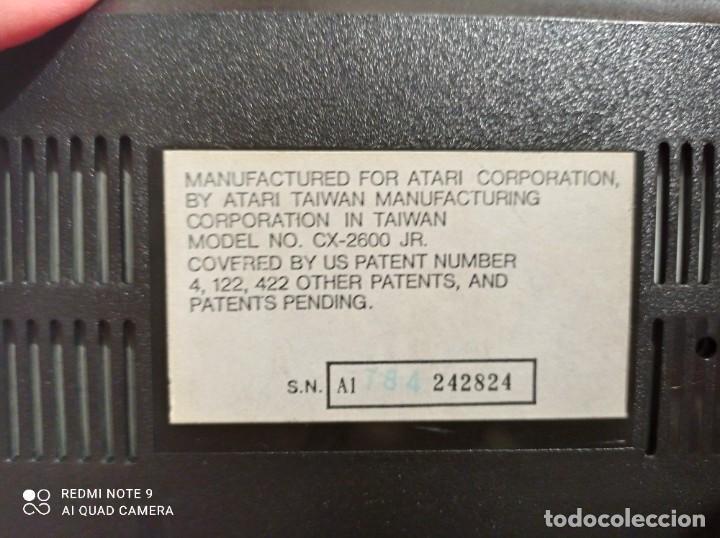 Videojuegos y Consolas: Atari 2600 con juegos - Foto 18 - 199096490