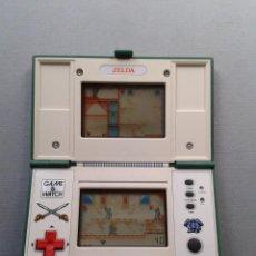 Videojuegos y Consolas: NINTENDO GAME&WATCH MULTISCREEN ZELDA ZL-65 VERY GOOD CONDITION FILTROS NUEVOS R11562. Lote 219264975