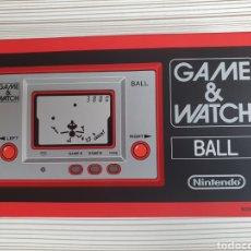 Videojuegos y Consolas: WAME WATCH BALL REEDICION 1981. Lote 219401892