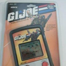 Videojuegos y Consolas: G.I.JOE MAQUINA LCD HAWK MICRO GAMES USA HASBRO PRECINTADA RARA DIFICIL DESCATALOGADO. Lote 219606840