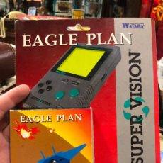 Jeux Vidéo et Consoles: VIDEOJUEGO EAGLE PLAN SUPER VISION - MATERIAL NUEVO DE ANTIGUA TIENDA. Lote 220540831